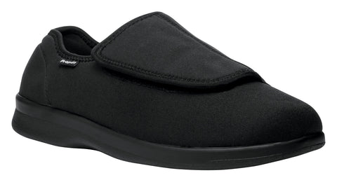 Black Propet M0202 Cush 'N Foot Men's Shoe- Diabetic Shoes