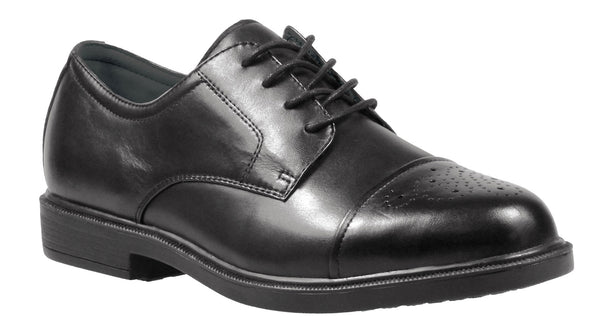 Black Propet M1267 Wall Street Men's Shoe- Diabetic Shoes