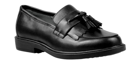Black Propet M1280 Dixon Men's Shoe- Diabetic Shoes