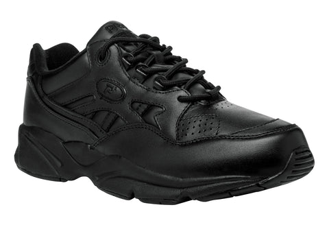 Black Propet M2034 Stability Walker Men's Shoe- Diabetic Shoes