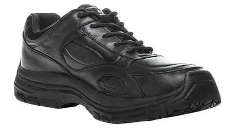 Black Propet M2200 Gordon Men's Shoe- Diabetic Shoes