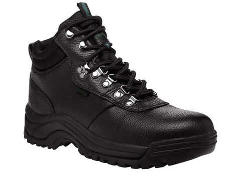 Black Propet M3188 Cliff Walker Men's Shoe- Diabetic Shoes