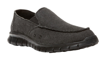 Propet M3237 McLean Canvas Slip-on Men's Shoe