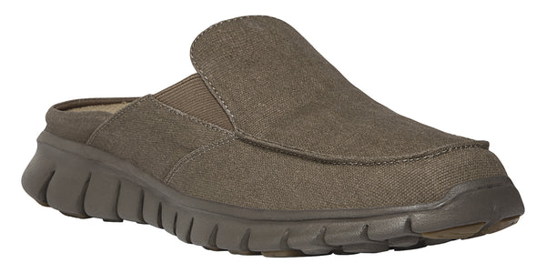 Propet M3241 McLean Canvas Slide Men's Shoe