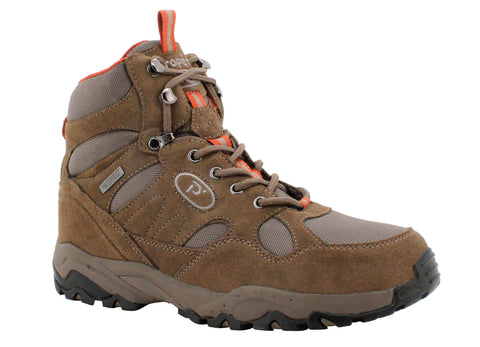 Gunsmoke Propet M3589 Camp Walker Hi Men's Shoe- Diabetic Shoes