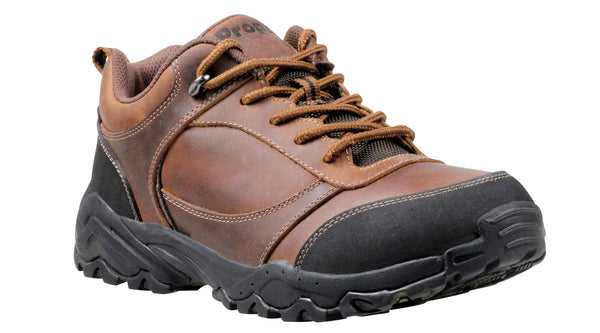 Brown Propet M3596 Pathfinder Men's Shoe- Diabetic Shoes