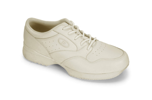 Sport White Propet M3704 LifeWalker Men's Shoe- Diabetic Shoes
