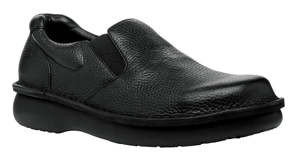Black Propet M4077 Galway Men's Shoe- Diabetic Shoes