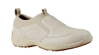 Bone Propet M4404 Wash & Wear Pro Slip-on Men's Shoe- Diabetic Shoes