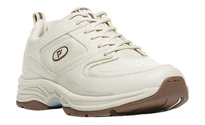 Sport White Propet M5501 Warner Men's Shoe- Diabetic Shoes