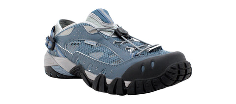 Denim Propet M6206 Endurance Men's Shoe- Diabetic Shoes