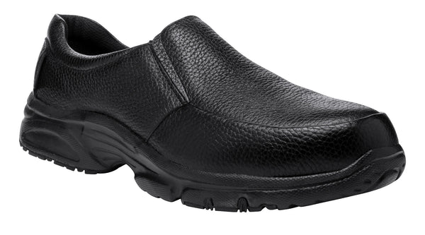 Black Propet MF009 Cruz Men's Shoe- Diabetic Shoes