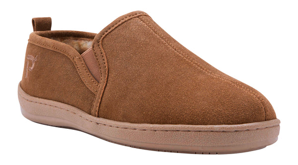 Cinnamon Propet MM1056 Romeo Men's Shoe- Diabetic Shoes