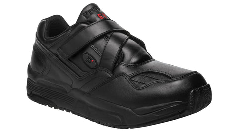 Black Propet MPED25 PedWalker 25 Men's Shoe- Diabetic Shoes