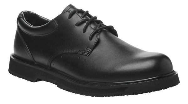 Black Propet MSR003 Maxigrip Men's Shoe- Diabetic Shoes