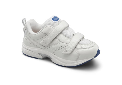 Dr. Comfort White Spirit-X Women's Casual Shoe | Diabetic Shoes | Orthopedic Shoe