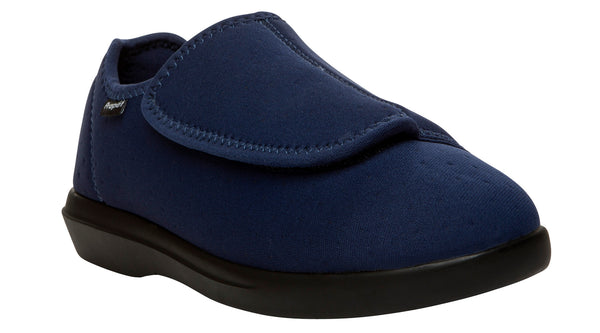 Navy Propet W0206 Cush'n Foot Women's Shoe- Diabetic Shoes