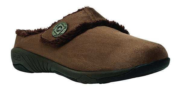 Cigar Velour Propet W0615 Morgan Women's Shoe -Diabetic Shoes