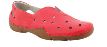 Watermelon Red Propet W07103 Robin Women's Shoe- Diabetic Shoes