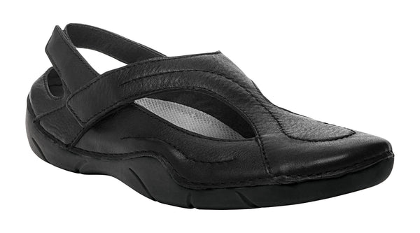 Black Propet W07108 Merlin Women's Shoe- Diabetic Shoes