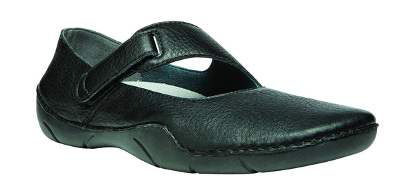 Black Propet W07110 Sparrow Women's Shoe -Diabetic Shoes