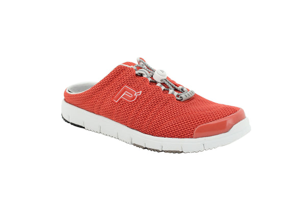Coral Mesh Propet W3230 TravelWalker Slide Women's Shoe- Diabetic Shoes
