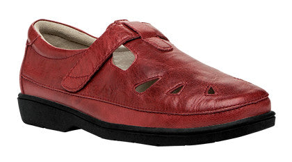 Cayenne Propet W3232 Ladybug Women's Shoe- Diabetic Shoes