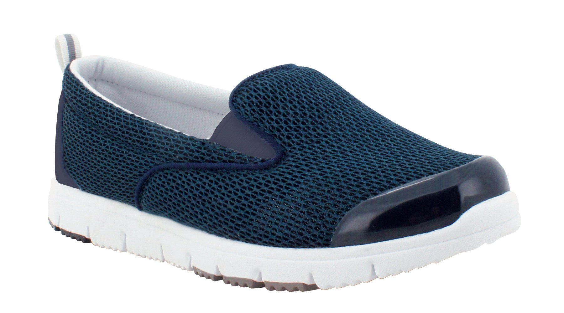 Propet TravelWalker Slip-On(Women's) -Black Mesh Cheap Extremely High Quality Clearance Really xjBiEP