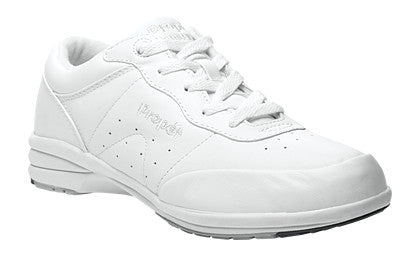 White Propet W3840 Washable Walker Women's Shoe- Diabetic Shoes
