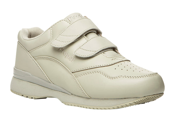 Sport White Propet W3902 Tour Walker Women's Shoe (Hook-and-Loop)- Diabetic Shoes