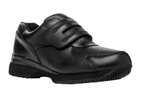 Black Propet W3905 Tour Walker II Women's Shoe (Hook-and-Loop)- Diabetic Shoes