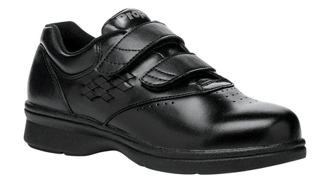 Black Propet W3915 Vista Women's Shoe (Hook-and-Loop)- Diabetic Shoes