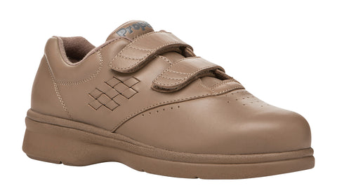 Taupe Propet W3915 Vista Women's Shoe (Hook-and-Loop)- Diabetic Shoes