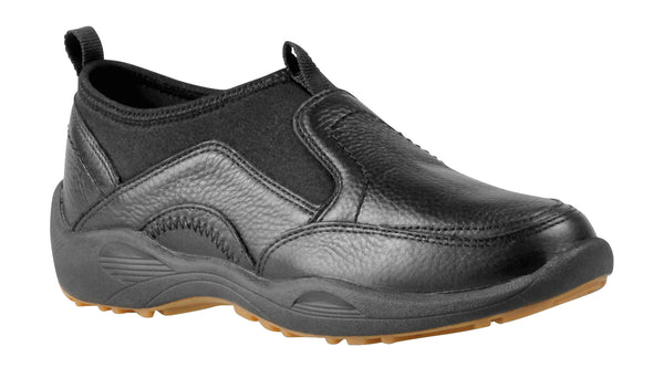 Black Propet W4404 Wash & Wear Pro Slip-On Women's Shoe- Diabetic Shoes