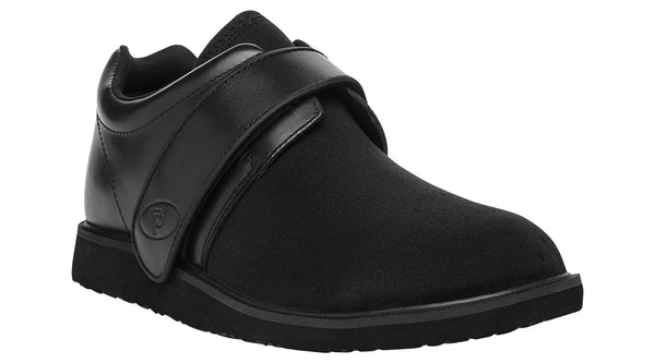 Black Propet WPED3 PedWalker 3 Women's Shoe- Diabetic Shoes
