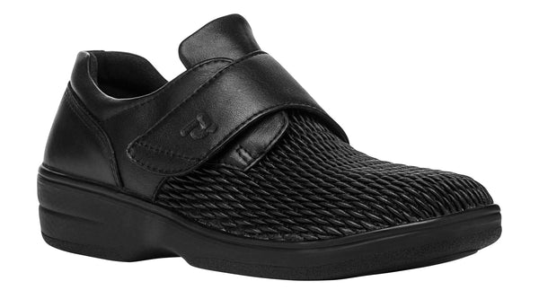 Black Propet WPRX25 Olivia Women's Shoe- Diabetic Shoes