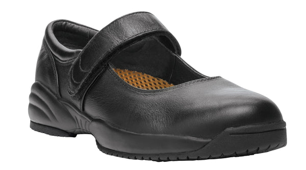 Black Propet WSR005 Tilda Women's Shoe- Diabetic Shoes