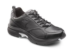 Dr. Comfort Black Spirit Plus Women's Casual Shoe | Diabetic Shoes | Orthopedic Shoe
