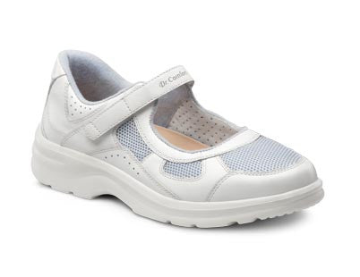 Dr. Comfort Blue Susie Women's Casual Shoe (Velcro) | Diabetic Shoes | Orthopedic Shoe