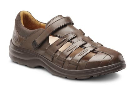 Dr. Comfort Coffee Breeze Women's Sandal | Diabetic Shoes | Orthopedic Shoe