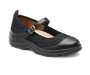 Dr. Comfort Lycra Flute Women's Dress Shoe | Diabetic Shoes | Orthopedic Shoe