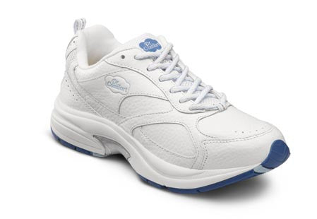 Dr. Comfort White Spirit Plus Women's Casual Shoe | Diabetic Shoes | Orthopedic Shoe