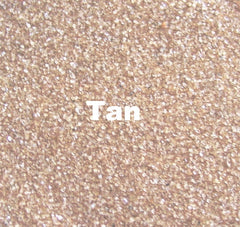 Colored Unity Sand:  1/2lb (~3/4 cups) Fine Grain - Eva's Unity Sand Shoppe