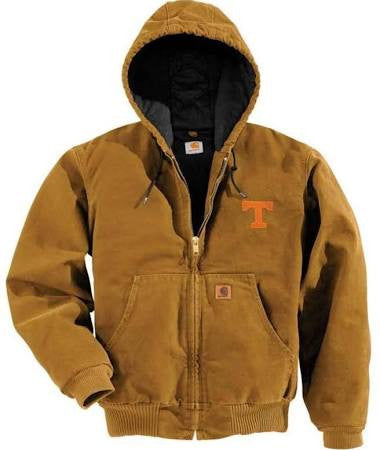 Carhartt Tennessee QFL Sandstone Active Jacket 100799
