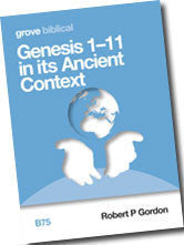 B 75 Genesis 1–11 in its Ancient Context
