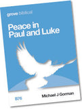 B 76 Peace in Paul and Luke