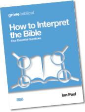 B 86 How to  Interpret the Bible: Four Essential Questions