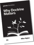 D 1 Why Doctrine  Matters