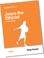 E 195 Jesus the Ethicist: A Partial Portrait