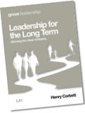 L 41 Leadership for the Long Term: Affirming the Value of Staying